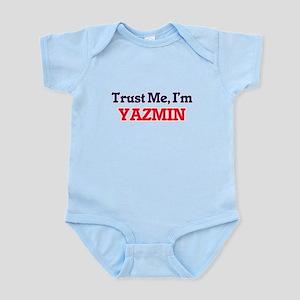 Trust Me, I'm Yazmin Body Suit
