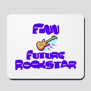 Finn - Future Rock Star Mousepad