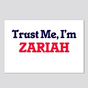 Trust Me, I'm Zariah Postcards (Package of 8)