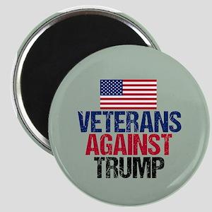 Veterans Against Trump Magnet