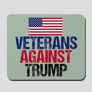 Veterans Against Trump Mousepad