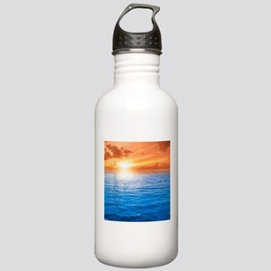Ocean Sunset Water Bottle