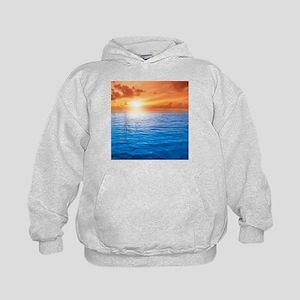 Ocean Sunset Hoodie