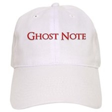 Ghost Note Baseball Cap