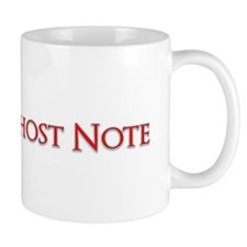Ghost Note Mugs