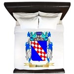 Steere King Duvet