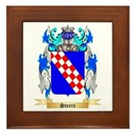 Steere Framed Tile
