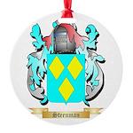 Steenman Round Ornament