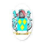 Steenman Oval Car Magnet