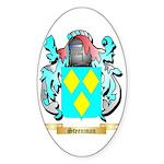 Steenman Sticker (Oval)