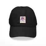 Steel Black Cap