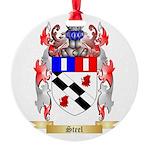 Steel Round Ornament