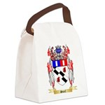 Steel Canvas Lunch Bag