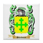Steedman Tile Coaster