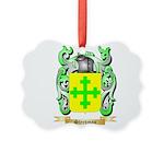 Steedman Picture Ornament