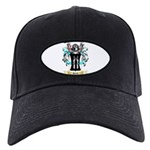 Steed Black Cap