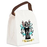 Steed Canvas Lunch Bag