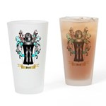 Steed Drinking Glass