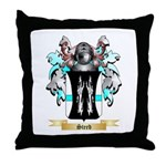 Steed Throw Pillow