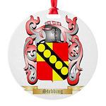 Stebbing Round Ornament