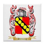 Stebbing Tile Coaster
