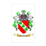 Steavenson Sticker (Rectangle)