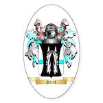 Stead Sticker (Oval 10 pk)