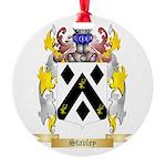 Stavley Round Ornament