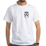 Staunton White T-Shirt