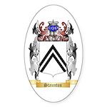 Staunton Sticker (Oval)