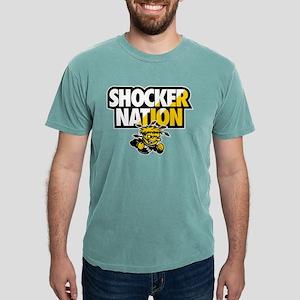 Wichita State Shocker Na Mens Comfort Colors Shirt
