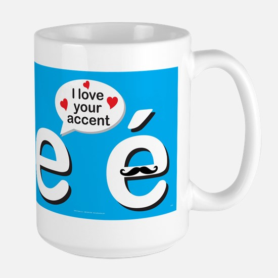 I Love Your Accent Mugs