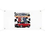 usa musclecars Banner