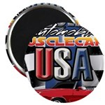 usa musclecars Magnets