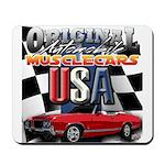 usa musclecars Mousepad