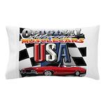 usa musclecars Pillow Case