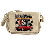 usa musclecars Messenger Bag