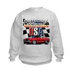usa musclecars Sweatshirt