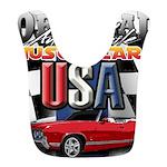 usa musclecars Bib