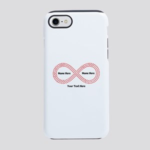 Infinity Symbol Personalized iPhone 8/7 Tough Case