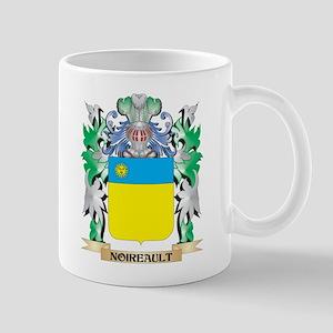 Noireault Coat of Arms - Family Crest Mugs