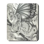Fairy Dragon Mousepad