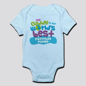 Paintball Player Gifts for Kids Infant Bodysuit