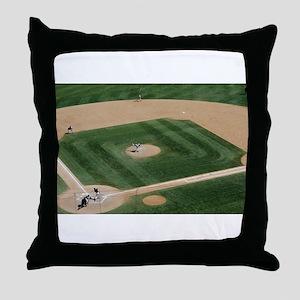 baseball Throw Pillow