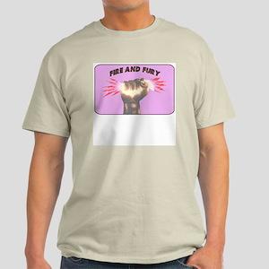 Fire & Fury Light T-Shirt