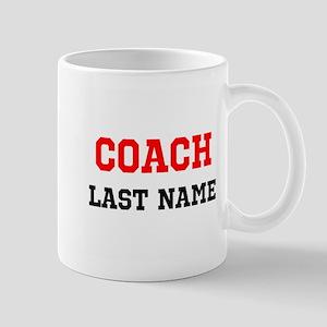 Coach Mugs