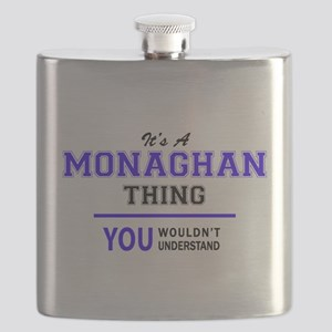 It's MONAGHAN thing, you wouldn't understand Flask