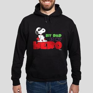 Peanuts: Dad Hero Hoodie (dark)