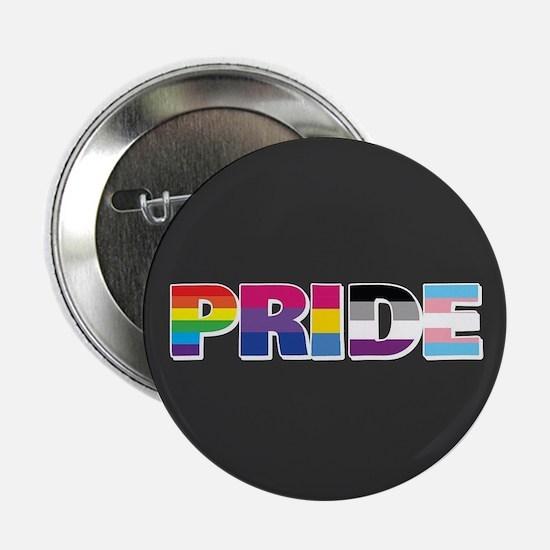 "LGBTQ - Pride Full Bleed 2.25"" Button"