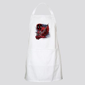 Deadpool Spatter Apron